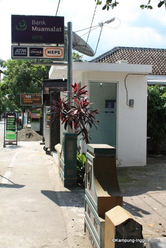 Kampung Inggris ATM Muamalat