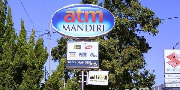 ATM Mandiri Kampung Inggris Pare