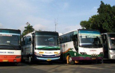 bus ke kampung inggris