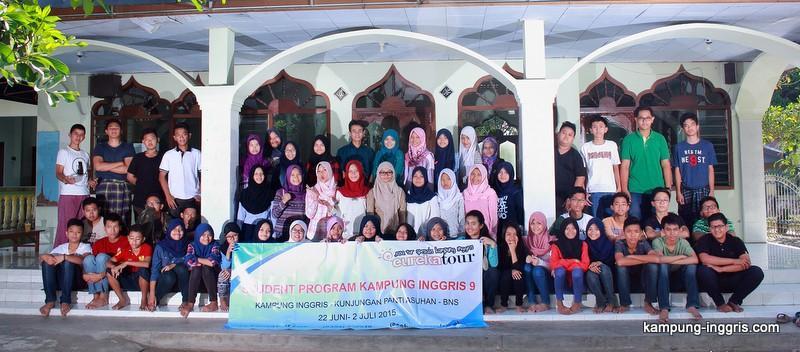 Dokumentasi Student Program 9 Juni 2015