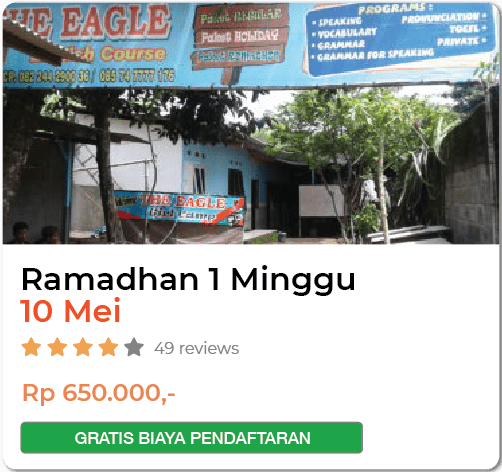 THE EAGLE_RAMADHAN 1 MINGGU_10 MEI