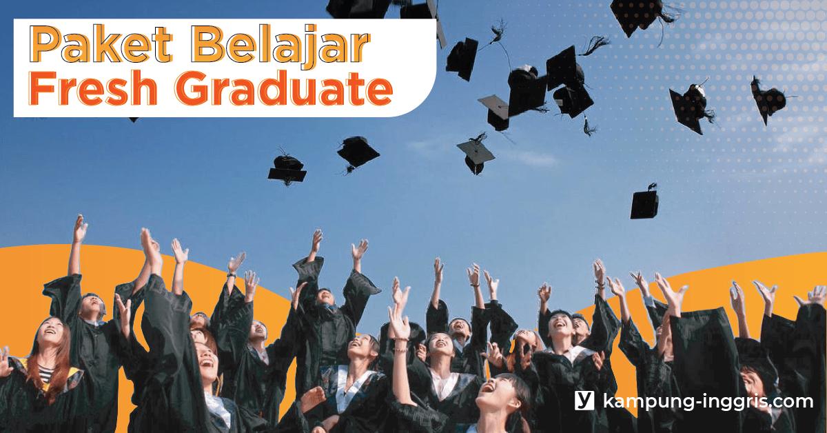 Paket Kampung Inggris Untuk Fresh Graduate